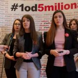 Pokret 1 od 5 miliona poziva na udruženo delovanje celokupne opozicije 6