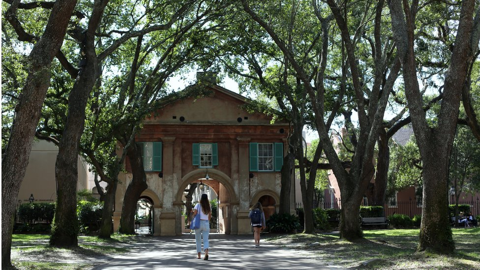 College of Charleston, founded in 1770
