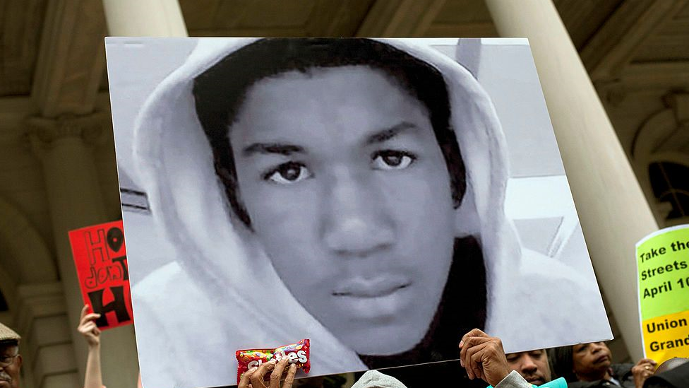 Picture of Trayvon Martin
