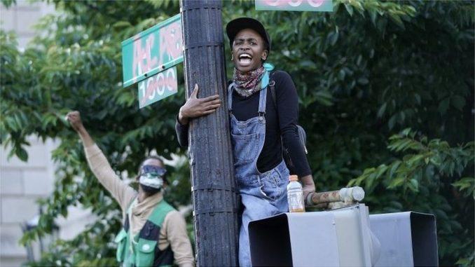 Smrt Džordža Flojda: Protesti širom Amerike ne jenjavaju, demonstracije i u Francuskoj 4