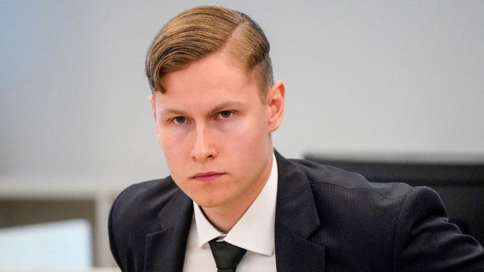 Napad u džamiji u Norveškoj: Napadač osuđen na 21 godinu zatvora 3