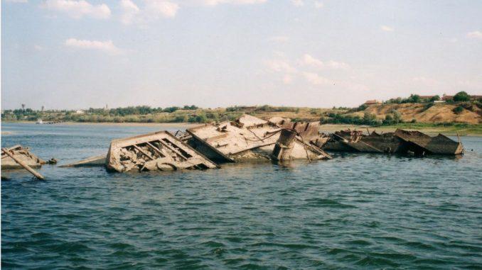 Operacija Dunavski vilenjak: Kako su potopljeni nemački brodovi i šta će njihovo vađenje otkriti 2