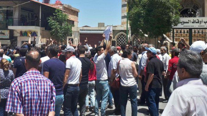 Rat i Sirija: Asad pod pritiskom zbog pogoršanja ekonomske krize 4