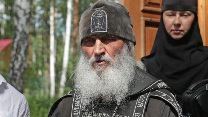 Korona virus, crkva i Rusija: Sveštenik koji negira postojanje Kovida-19 zauzeo manastir 4