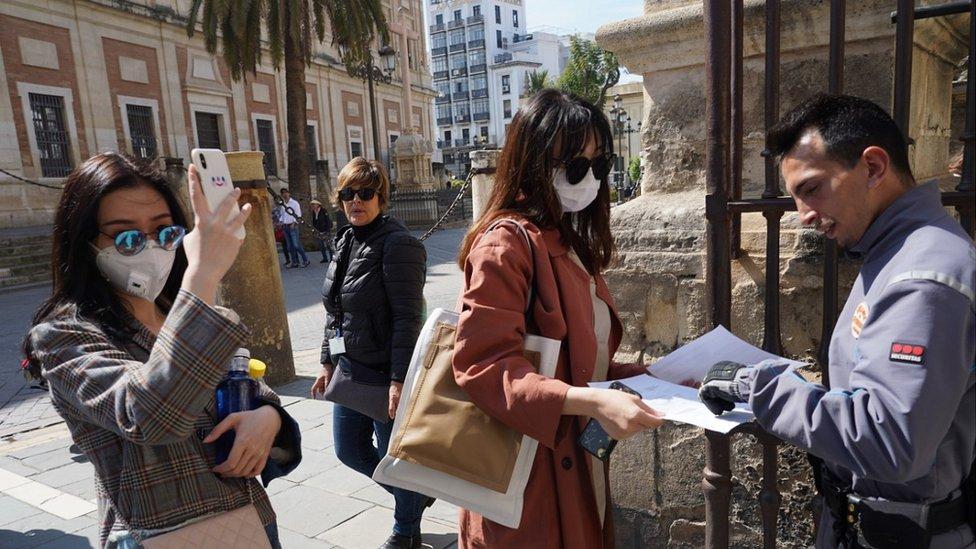 Ulice Sevilje
