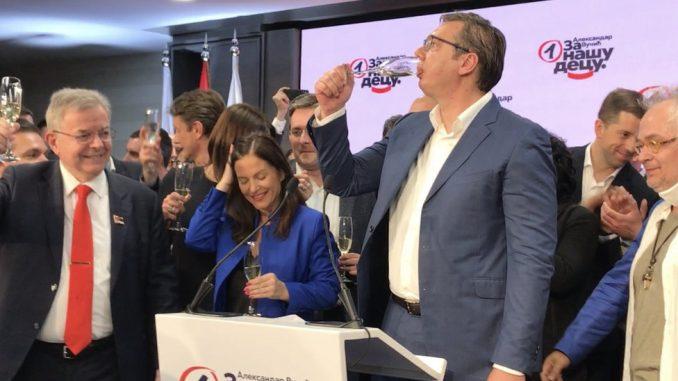 Izbori u Srbiji 2020: Šta sve mogu naprednjaci sa dvotrećinskom većinom u skupštini 3
