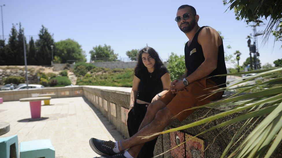Šaron Barazan i Jedidija Mosavi