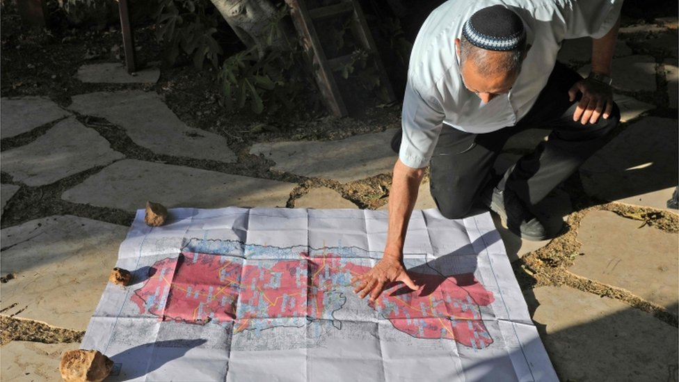 Naseljenici kažu da bi palestinska država na Zapadnoj obali predstavljala pretnju