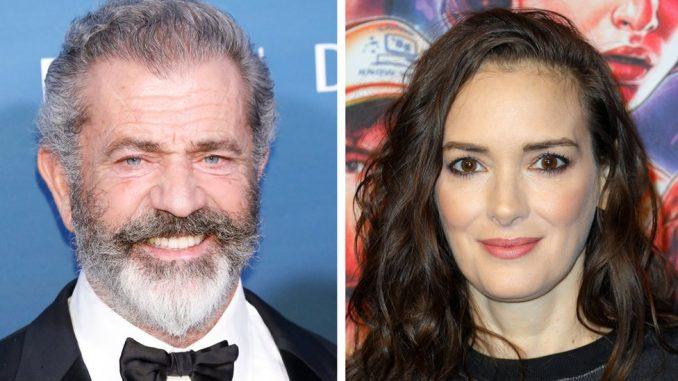 Mel Gibson i Vinona Rajder u sukobu zbog antisemitske izjave 2