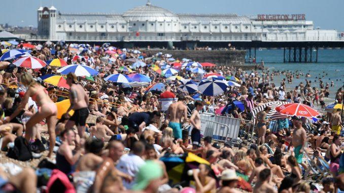 Korona virus: Još 193 slučaja zaraze u Srbiji, britanske plaže pune, u Americi više od 40.000 obolelih u jednom danu 3