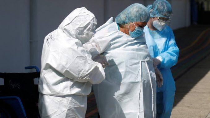 Korona virus: U Srbiji novi skok broja zaraženih, u svetu više od 500.000 preminulih 2