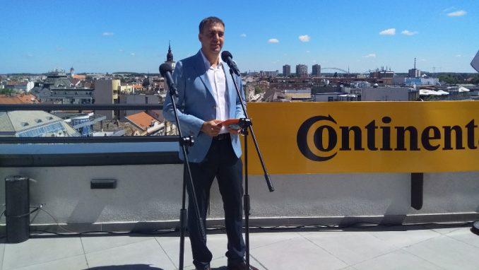 Kontinental gradi novu fabriku u Srbiji 2