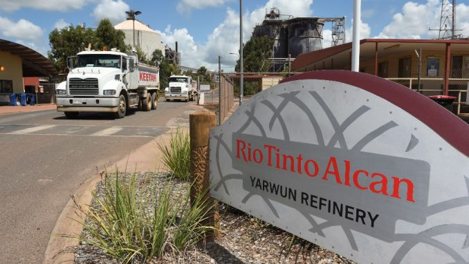 Aktivisti: Vlada lobira za interese Rio Tinta 2