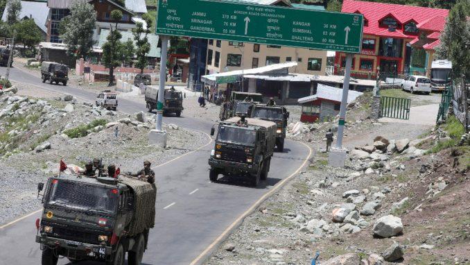 Indija optužuje Kinu za kidnapovanje civila 5