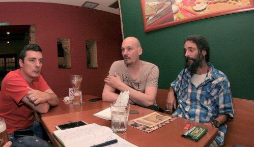 Grupa Eyesburn: Uvek smo pevali o nepravdama 9