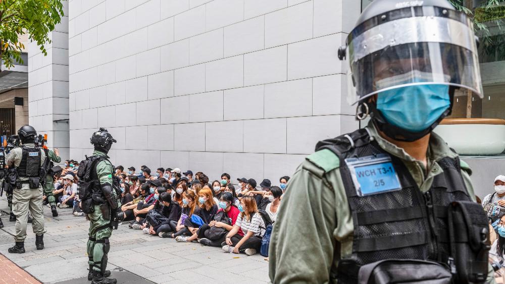 Za podsticanje otcepljenja i terorizam u Hong Kongu devet godina zatvora 1