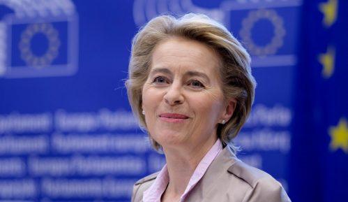 Fon der Lajen napustila samit EU da bi otišla u samoizolaciju 15