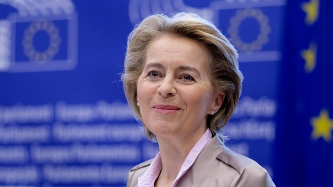 Šefica Evropske komisije kritikovana zbog kršenja kodeksa ponašanja EU 3