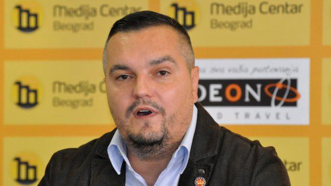 Gojković: Biračima je dosta neprincipijelnih koalicija 2