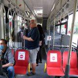 Na ulicama Beograda maksimalan broj vozila javnog prevoza (1.641) 13