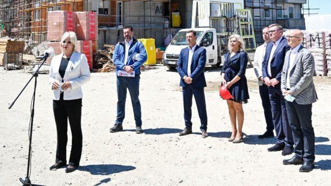 Funkcionerska kampanja najaktivnija u sektoru građevine 4