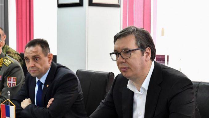 Vulin: Vučića napadaju jer neće da prizna Kosovo 5