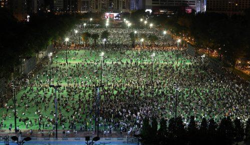 Oslobođeni opozicionari u Hongkongu 2