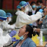 Kineske vlasti testiraju milione stanovnika u Daljenu posle sedam novih slučajeva zaraze 12