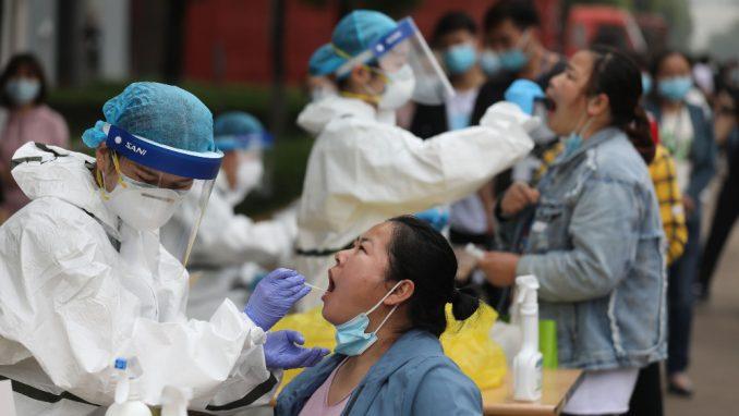 Kineski grad testira milione stanovnika na Kovid-19 5