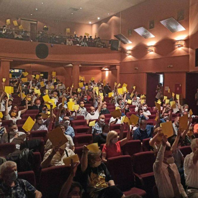 Lutovac članovima GO u Beogradu: Želite li da budete DS ili ukras u Vučićevom parlamentu 2