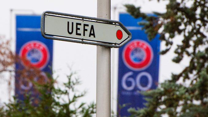 "UEFA ""kroji"" svoje lige 3"