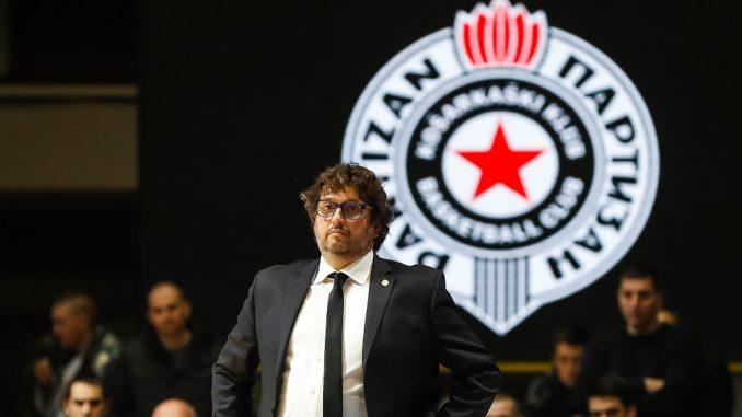 KK Partizan i Trinkijeri raskinuli saradnju, novi trener sledeće nedelje 4