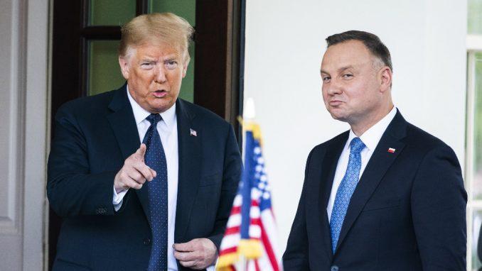 Trampova podrška Poljskoj 1