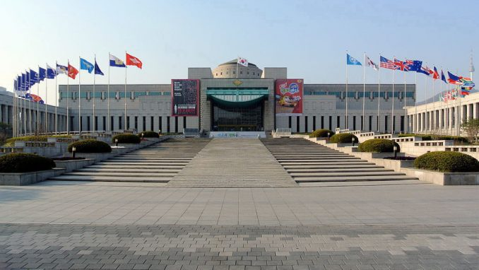 Južna Koreja (2): Istorija jednog ratovanja 3