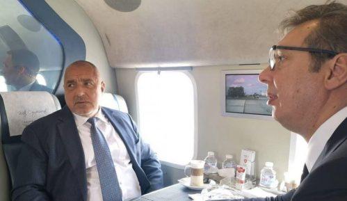 Vučić: Gasovod Balkanski tok od suštinskog značaja za razvoj Srbije i Bugarske 8