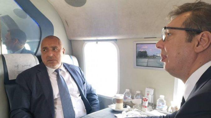 Vučić: Gasovod Balkanski tok od suštinskog značaja za razvoj Srbije i Bugarske 1