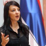 Tepić odgovorila Bujoševiću: Pozovite me na RTS da razgovaramo 10