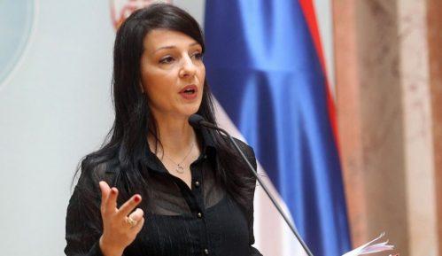 Tepić odgovorila Bujoševiću: Pozovite me na RTS da razgovaramo 2