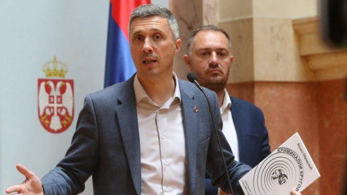Obradović: Formiranjem Skupštine danas umire demokratija u Srbiji 2