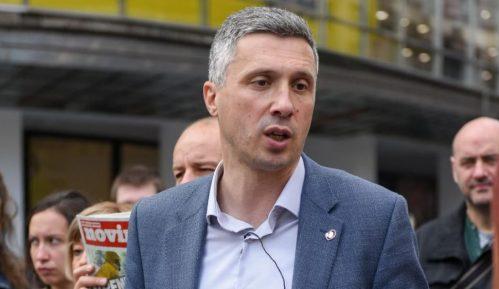 Dveri pitaju ko je iz vrha SNS politički mentor Dijane Hrkalović 7