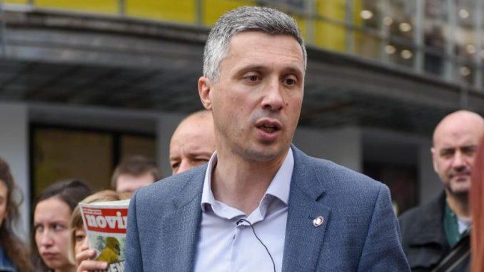 Dveri pitaju ko je iz vrha SNS politički mentor Dijane Hrkalović 1