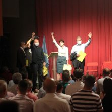 Lutovac članovima GO u Beogradu: Želite li da budete DS ili ukras u Vučićevom parlamentu 5