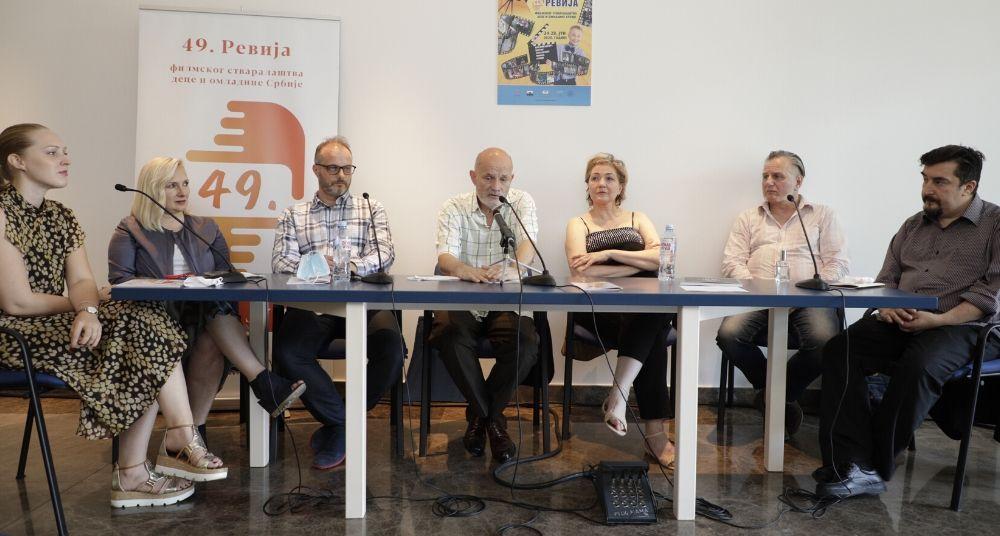 Počinje 49. Revija filmskog stvaralaštva dece i omladine Srbije 1