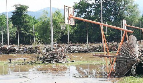 Ibar se povlači u svoje korito, kreće sanacija oštećene infrastrukture i objekata 6