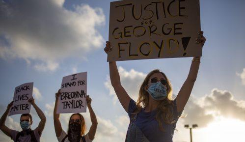 Protesti u Tel Avivu zbog ubistva Džordža Flojda 4