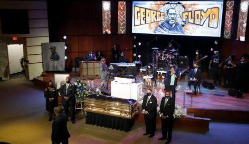 Poznate ličnosti, aktivisti i drugi okupili se na komemoraciji Džordžu Flojdu u Mineapolisu 15
