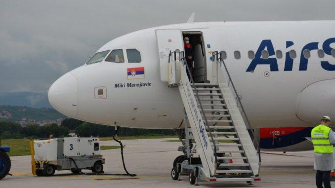 Er Srbija ponovo leti iz Niša do Austrije, od sutra do Hanovera 2
