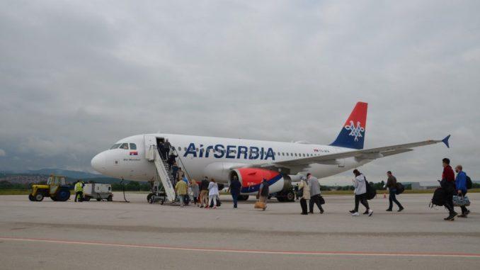 Er Srbija 1. jula obnavlja letove iz Srbije do Italije 1