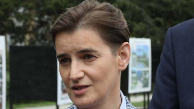 Brnabić najavila završetak Palate pravde u Kragujevcu do septembra 2021. godine 1