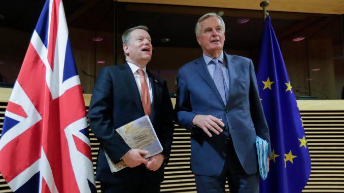 Barnije: Pregovori sa Londonom bez značajnog napretka 4